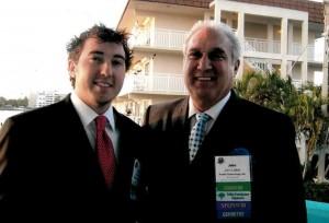David and John at NWPCA ALC (2009)