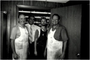 First and second-generation production and Sales Team (1990)